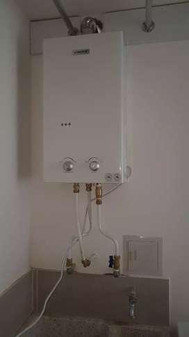 Reparación, mantenimiento de calentadores y estufas a gas