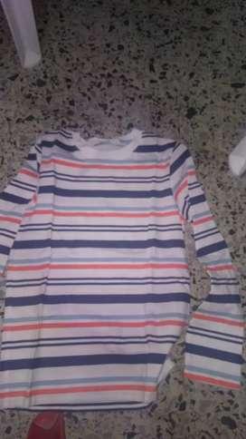 Camiseta talla 6 H Y M