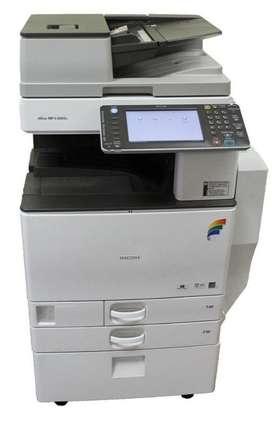 multifuncional fotocopiadora/escaner/impresora ricoh mp 4502 de 600dpi