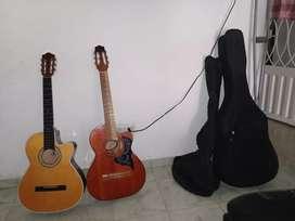Dos guitarras en oferta