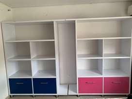 Gran oportunidad remate dos Mueble para almacén