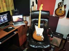Guitarra eléctrica Squier jazzmaster vintage modified