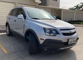 Chevrolet Captiva Sport 2.4 AT 2015. Perfecto estado, Todos los mantenimientos realizados en la casa hasta la actualidad