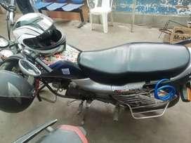 Se vende moto lineal HERO PASSION honda