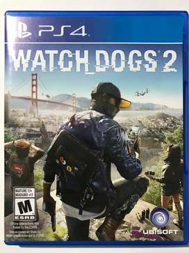 Watch Dogs + Watch Dogs 2 PS4