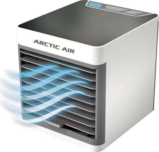 Enfriador De Aire Portátil Arctic Air Ultra 2x Ambiente Frío 0
