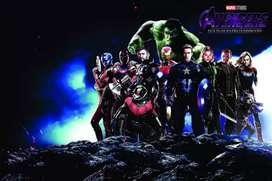 Show de los avenger super héroes la liga de la justicia
