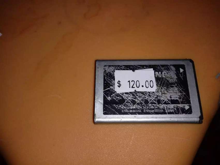 batería Samsung  usada 0