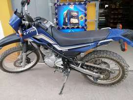Venta de moto Yamaha XT 250 nuevo