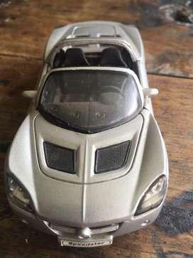 Carro de coleccion opel speedster