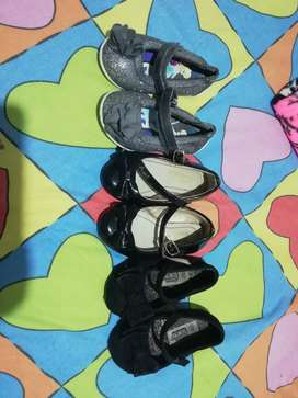 Zapatos para niña talla 19_20