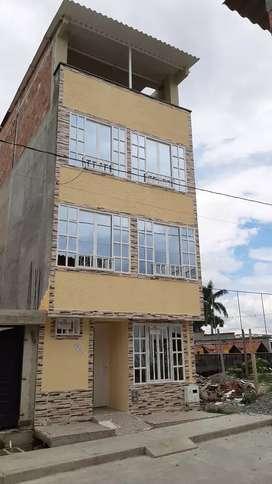 4 pisos 2 viviendas independientes villa yolanda