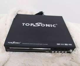 DVD Top Sonic NUEVO