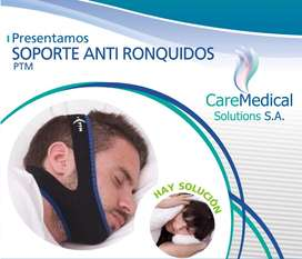 Soporte Anti Ronquido - PTM - Ortopedia Care Medical