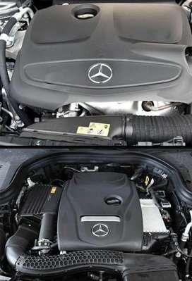 Emblema de motor mercedes benz audi