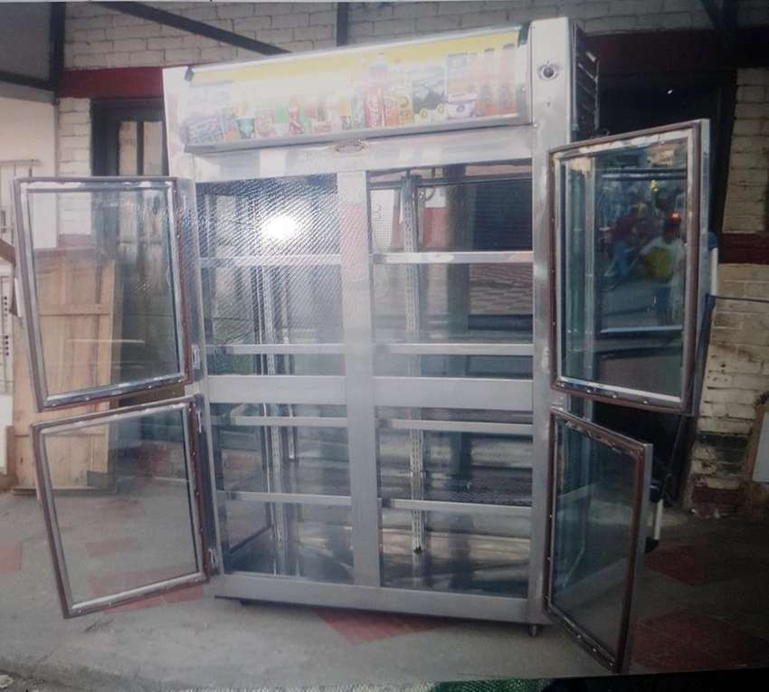 Vendo Nevera Vertical Y Congelador Acera 0