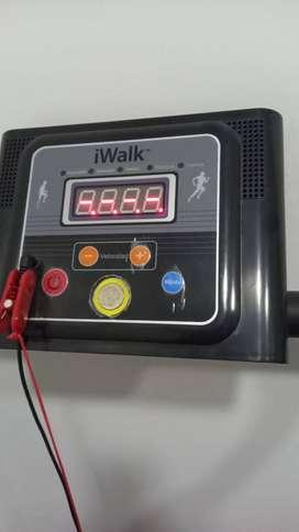 Caminadora iwalk