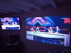 Proyector Video Beam LED FULLHD 1080p Nativo 6800Lumen Home Theater Super Parlante Oferta - 44444