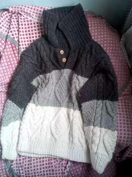 Hermoso  buzo de lana