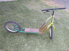 Bicicleta mono patín