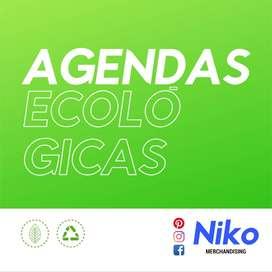 Agendas ecológicas publicitarias