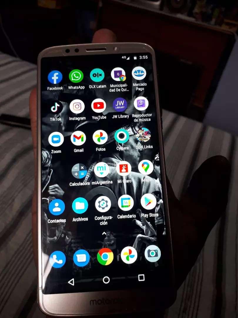 Motorola E⁵ plus
