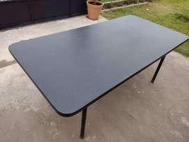 vendo mesa para 6 personas 1.80x0.90
