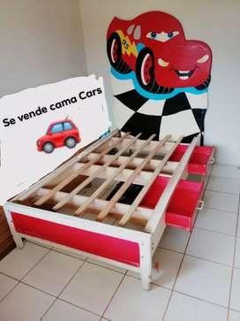 Se vende cama cars
