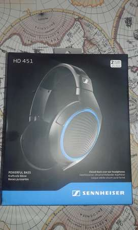 Vendo auricular sennheiser HD 451