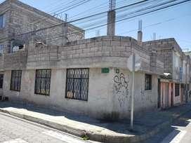 Venta Casa con proyección, esquinera. Norte de Quito. Sector Consejo Provincial
