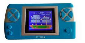 "GAME PLAYER PORTATIL PANTALLA 2.4"" SY-988A"