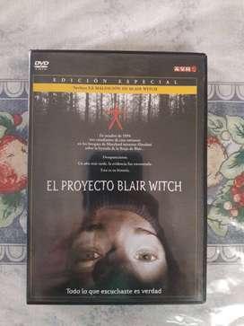 Dvd El Proyecto Blair Witch Edicion Especial Original