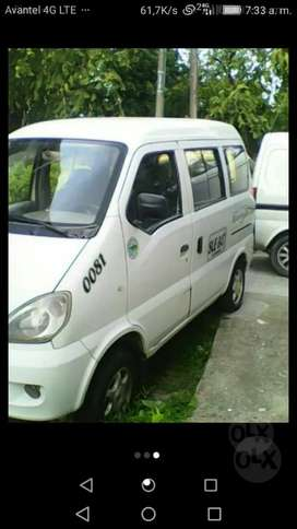 Se requiere conductor entregador con experiencia en buscar direcciones en pueblos cercanos a vcio