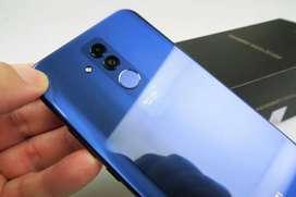 Huawei mate 20 Lite azul 9/10