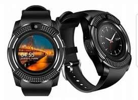 Liquido Reloj smart v8