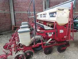 Sembradora cero labranza ideal para soya y maíz