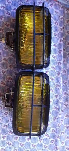 Reflectores para camioneta
