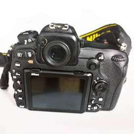 Nikon d500 con 4 lentes y 2 flash - Rosario
