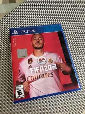 +-+ PS4 FIFA 20 +-+ Perfecto Estado!