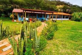 En Venta Finca con 2 Casas en Malacatos
