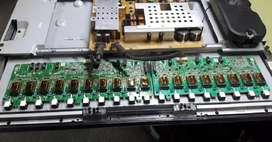placa inverter master slave philips Mod 52pfl7404d/78