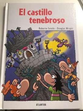 """Libro de cuentos """"El castillo tenebroso"""""""