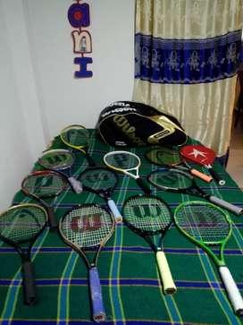 Raquetas de Tenis todas las marcas