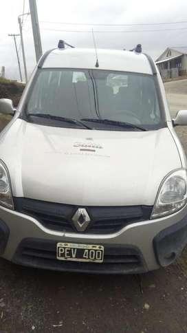 Vendo Renault Kangoo 2015 7 Asientos con 60mil km