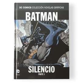 Comic Batman: Silencio (Parte 1) Tapa Dura
