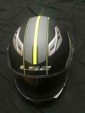 Vendo casco LS2 Talle M