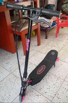 Vendo patineta electrica
