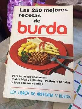 Libro Las 250 mejores de Burda