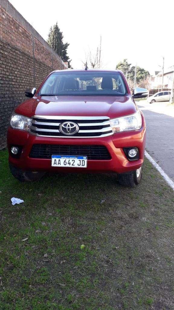 Toyota Hilux 2017 0