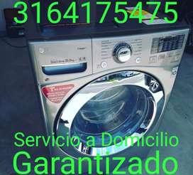 Reparación, mantenimiento, dispensadores de agua, neveras, lavadoras, instalación de aires acondicionados